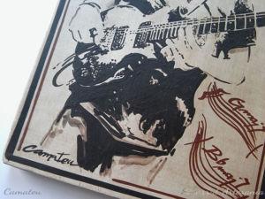 Socarrat guitarrista