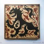 Regalo Socarrat Artesanía león siglo XV