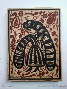 Sovcarrat dama con mangas anchas