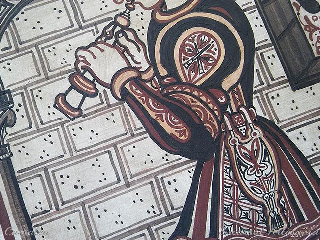 Socarrat artesanía oficio gremio músico dolçainer
