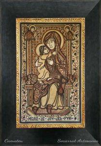 Socarrat Virgen del Puig. Virgen de todos los valencianos