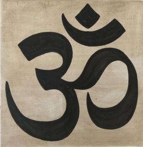 OM símbolo de Yoga