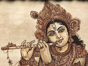 Krishna menú