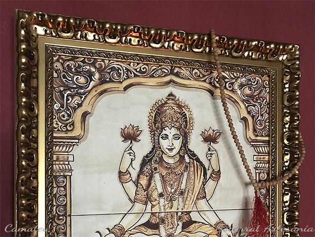 Laksmi es la diosa de la abundancia